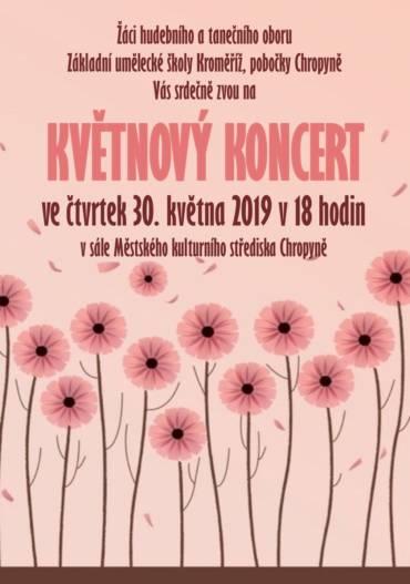 Květnový koncert