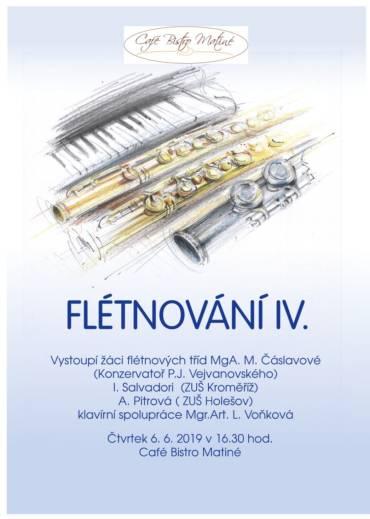 Flétnování IV.