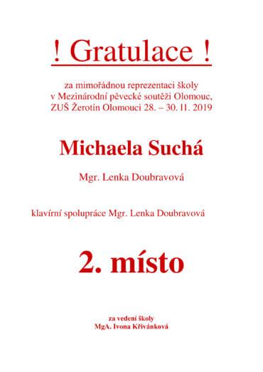 Mezinárodní pěvecká soutěž Olomouc